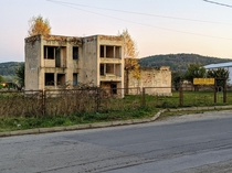 Abandoned veterinary hospital in a small town in Bulgaria Hasnt been used since the disbursement of the USSR
