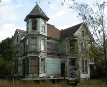 Abandoned Victorian Accomack County Virginia