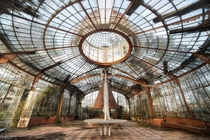 Abandoned Victorian conservatory France   Quentin Chabrot U-derzho Photographe