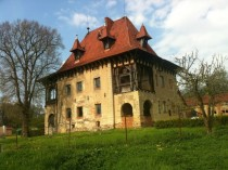 Abandoned Villa in Okrouhl Czech Republic