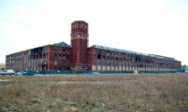 Abandoned Washburne Trade School in Chicago