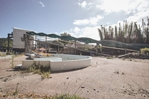 Abandoned water park by developers Credit Derelict NZ