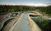 Abandoned water park in Sweden  by AndreasS
