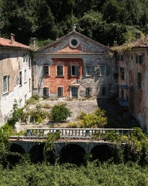 Abandoned -year-old estate in Italy that was home to the youngest sister of Napoleon Bonaparte