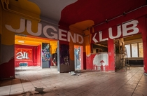 Abandoned Youth Club in Berlin Extremely good condition IMO  SET IN COMMENTS