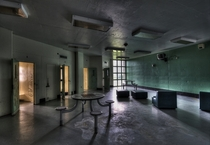 Abandoned Youth Detention Center
