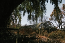 Abandoned zoo in south Jersey