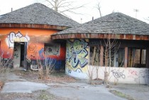 Abandoned zoo on Belle Isle in Detroit album in comments