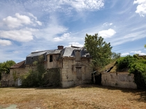 Abandonned Village - France gallery in comments