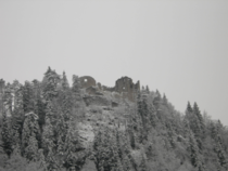 Abounded Mountain Top Castle In Austria Dec