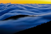 Above the Clouds - Smoky Mountains