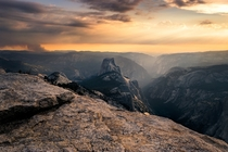 Above the Clouds Yosemite National Park California  insta gone_fisching_