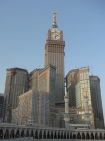 Abraj Al Bait Saudi Arabia The tallest clock tower in the world