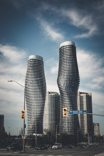 Absolute World Twin Condominiums in Mississauga Canada