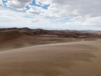 Absolutely loved visiting Great Sand Dunes National Park this summer in CO