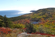 Acadia National Park in Maine is absolutely gorgeous Its the only national park in New England