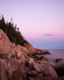 Acadia National Park Maine  IGzachgibbonsphotography