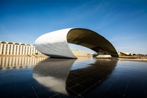 Acoustic Shell Braslia Brazil - by Oscar Niemeyer