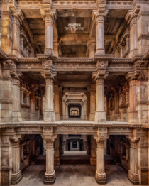 Adalaj in Gujarat India