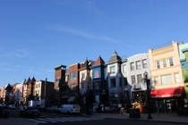 Adams Morgan a colorful spot in DC
