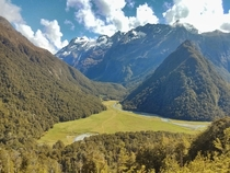 Adding to the Kiwi fun -- I give you the beautiful Routeburn Track New Zealand