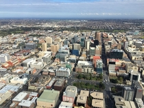 Adelaide Australia from a blimp Link to collection insidex
