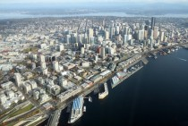 Aerial of Seattle