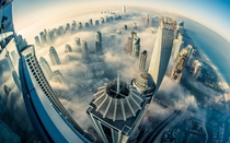 Aerial Shot Over Dubai x-post rwoahdude