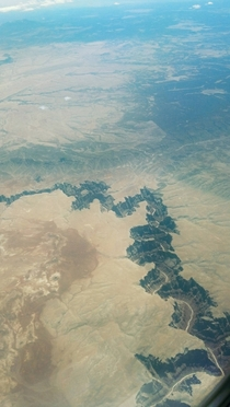 Aerial View of the Grand Canyon photo by uG-Zeu