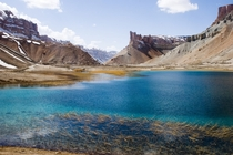 Afghanistan has its gorgeous spots Band-e-Amir National Park