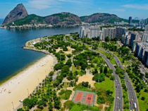 After seing that map in rMapPorn I think Brasils metropolis deserve some love here So Ill be posting my favorites Part  Rio de Janeiro - in an angle that is not from Christ the Redemptor hehe