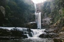 After some heavy rain at Belmore Falls NSW Australia