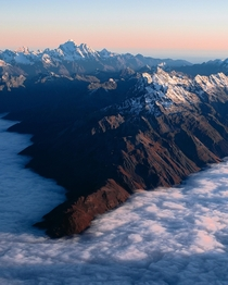 After two months of lockdown here in New Zealand I decided to head back out to the mountains Ive missed this feeling x