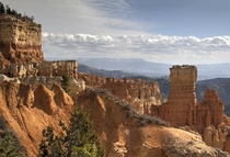Agua Canyon at Bryce Canyon National Park