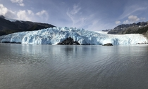 Aialik Glacier - Kenai Fjords National Park only accessible by water