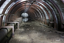 Air Raid Shelter Port Glasgow Inverclyde Scotland