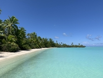 Aitutaki Atol Cook Islands during pandemic Still virus free I wish I stayed  OC