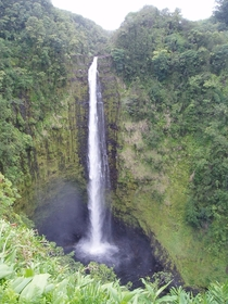 Akaka Falls The Big Island Hawaii