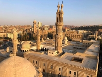 Al-Azhar Mosque Cairo EGYPT Built -