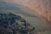 Al-Hajar Mountains and The Arabian Desert UAE