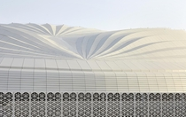 Al Janoub Stadium  Zaha Hadid Architects