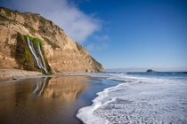 Alamere Falls - Point Reyes CA
