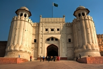 Alamgiri Gate Lahore Fort Lahore  x-post from rExplorePakistan