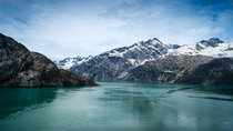 Alaskan fjords and glaciers in all their splendor Glacier Bay