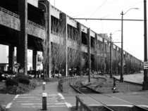 Alaskan Way Viaduct Seattle WA  x