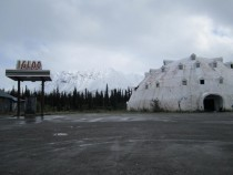 Alaskas Abandoned Igloo City Hotel