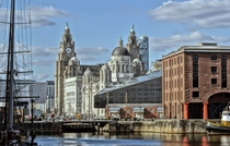 Albert Dock Liverpool UK
