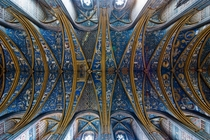 Albi Cathedral vault France