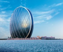 Aldar Headquarters by MZ Architects Abu Dhabi