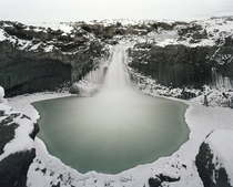 Aldeyjarfoss Iceland photo by Michael Hall
